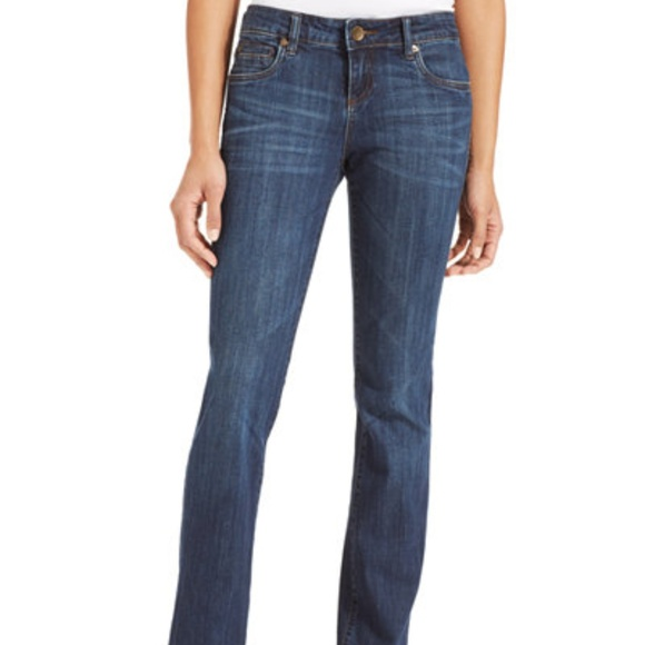 Kut from the Kloth Denim - KUT FROM THE KLOTH NATALIE HIGH RISE BOOTCUT JEANS